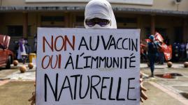Image de couverture - Crise sanitaire en Martinique : la méfiance des Martiniquais face au vaccin, conséquence du scandale du chlordécone