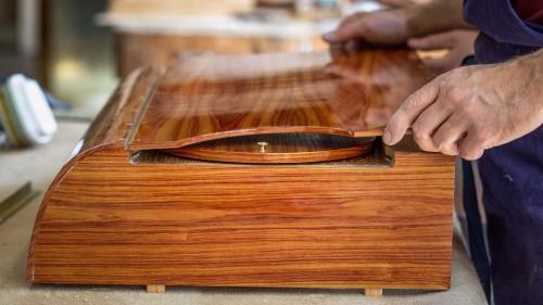 Image de couverture - Restauration des collections Art déco : un million d'euros pour soutenir les artisans