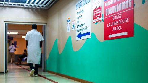 """Covid-19 : """"98% des gens qui rentrent à l'hôpital de Pointe-à-Pitre ne sont pas vaccinés"""", selon le responsable de la cellule Covid"""