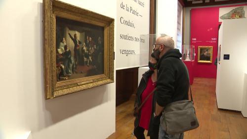 """Image de couverture - """"La Marseillaise"""", l'histoire de l'hymne national racontée au musée de la Révolution française"""