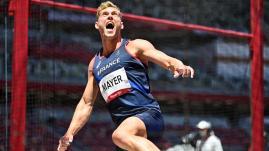 Image de couverture - JO 2021 : Kevin Mayer vers le podium, médaille assurée pour le karatéka Steven Da Costa... Ce qu'il faut retenir des épreuves de la nuit