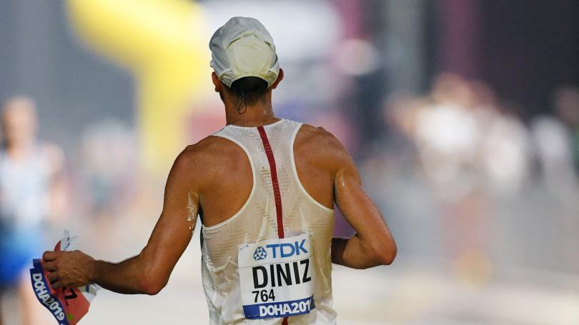 Image de couverture - VIDEO. JO 2021 - Athlétisme : épuisé, Yohann Diniz abandonne à mi-parcours du 50 km marche