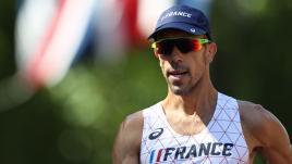 """Image de couverture - VIDEO. JO 2021 - Athlétisme : """"c'était la course de trop"""", estime Yohann Diniz après son abandon à mi-parcours du 50 km marche"""