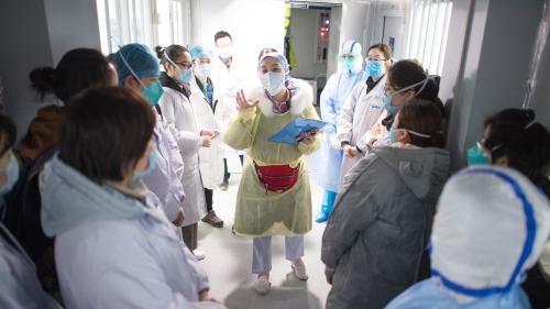 Covid-19 : rebond des contaminations en Chine