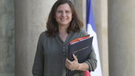 Regarder la vidéo Incidents Lens-Lille : Roxana Maracineanu prône des