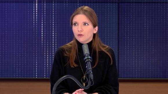 Aurore Bergé, députée La République en marche (LREM) des Yvelines, sur franceinfo.