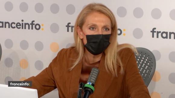 Sybile Veil, présidente de Radio France.