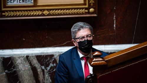 """Election présidentielle 2022 : Jean-Luc Mélenchon appelle à une """"loi d'urgence sociale"""""""