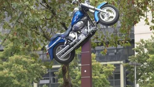 Paris : une esplanade renommée en hommage à Johnny Hallyday