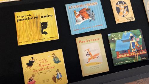 Image de couverture - 90 ans des albums du Père Castor : comment Paul Faucher a révolutionné les livres pour les enfants