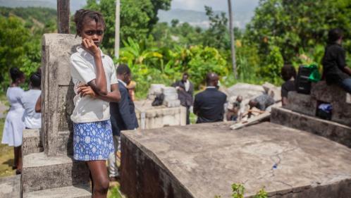 Séisme en Haïti : l'Unicef demande une aide de 73,3millions de dollars pour 260000enfants