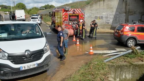 Intempéries dans le Gard : vigilance sur l'A9, l'homme disparu retrouvé
