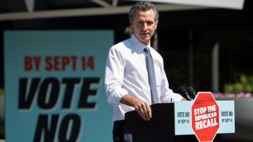 Etats-Unis : le gouverneur démocrate de Californie garde son poste après avoir remporté un référendum de révocation