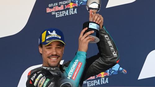 Moto GP : Franco Morbidelli, promu chez Yamaha, nouveau coéquipier de Fabio Quartararo