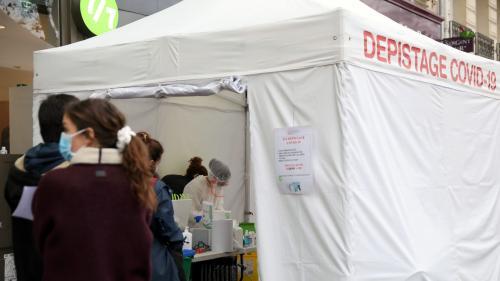 Tests Covid: les Hôpitaux de Paris victimes d'un vol de données de santé