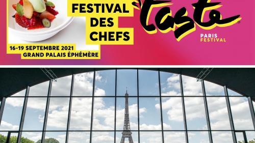 À la carte. Taste of Paris, à la rencontre des chefs