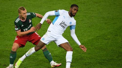 Ligue Europa : revivez le match nul concédé par Marseille contre le Lokomotiv Moscou