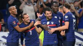 Foot : l'Angleterre déloge la France du podium du classement Fifa