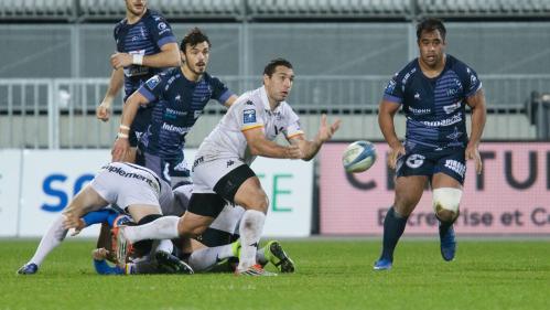 Rugby : 26 semaines de suspension pour Ludovic Radosavljevic après des propos racistes sur un terrain