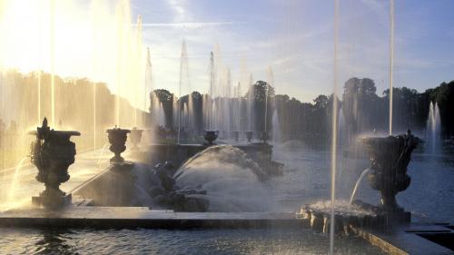 Au fil de l'eau. La magie hydraulique de Versailles