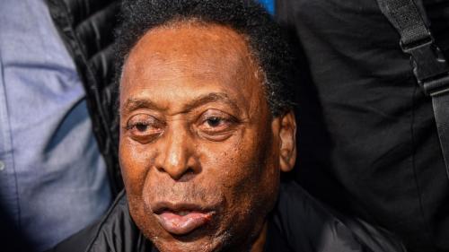Football : bref retour de Pelé en soins intensifs, sa fille rassurante sur son état de santé
