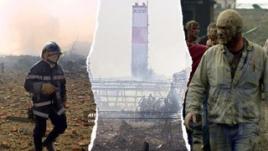 Image de couverture - TEMOIGNAGES. Explosion d'AZF à Toulouse : ceux qui ont vécu la catastrophe racontent leur 21 septembre 2001