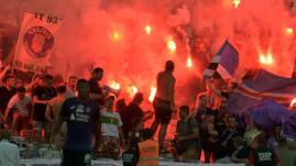 """Expérimentation des fumigènes lors de Toulouse-Grenoble : """"Un premier pas qui peut mener vers un assouplissement des règles"""" pour les supporters Indians Tolosa"""