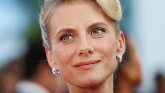 Melanie Laurent, ci-contre au Festival de Cannes, le 17 juillet 2021.