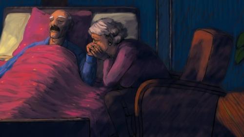 """""""Je veux mourir chez moi"""" : une BD pour raconter la fin de vie à domicile"""
