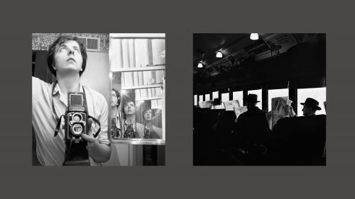 Image de couverture - La mystérieuse Vivian Maier au musée du Luxembourg avec ses autoportraits, ses photographies de rue et ses jeux d'enfants