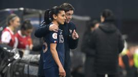 Image de couverture - Eliminatoires de la Coupe du monde féminine 2023 : les Bleues en quête de normalité