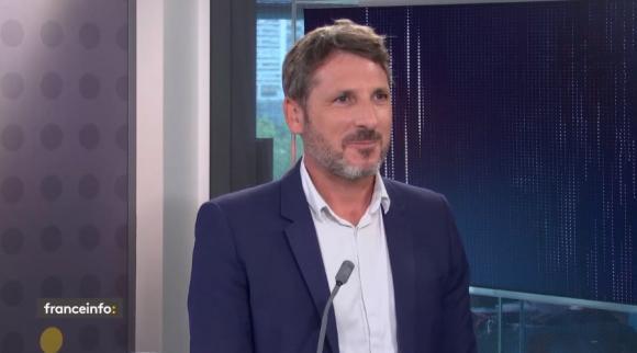 Matthieu Orphelin, député non-inscrit de Maine-et-Loire, membre du collectif écologie démocratie solidarité, invité de franceinfo le 20 septembre 2021.