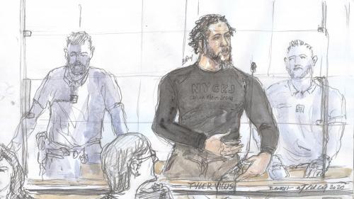 La perpétuité requise en appel contre Tyler Vilus, jihadiste français du groupe Etat islamique