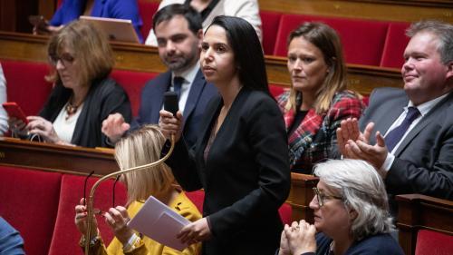 """Projet de loi sur l'irresponsabilité pénale : les """"lacunes"""" doivent être """"réglées"""", déclare la députée LREM Naïma Moutchou"""