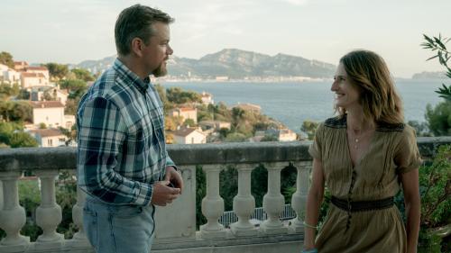 """Image de couverture - """"Stillwater"""" : Matt Damon et Camille Cottin dans un thriller haletant en immersion à Marseille"""