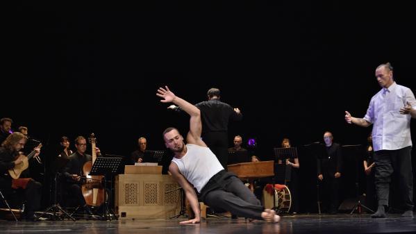 Ambronay 2021 : quand la rencontre de la musique baroque et de la danse hip-hop fait des étincelles