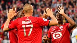 Image de couverture - Ligue 1 : le Losc, emmené par Burak Yilmaz, se donne de l'air