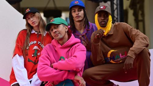 """Image de couverture - Avec sa collection """"United Colors of Ghali"""", Benetton s'offre une cure de jouvence en s'associant au rappeur Ghali"""