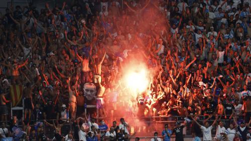 Regarder la vidéo Incidents Angers-OM en Ligue 1 :
