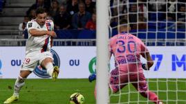 Image de couverture - Ligue 1 : Lyon brise difficilement la résistance de Troyes