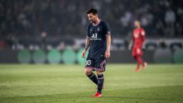 Image de couverture - Ligue 1: Toujours blessé, Lionel Messi sera absent avec le PSG contre Montpellier
