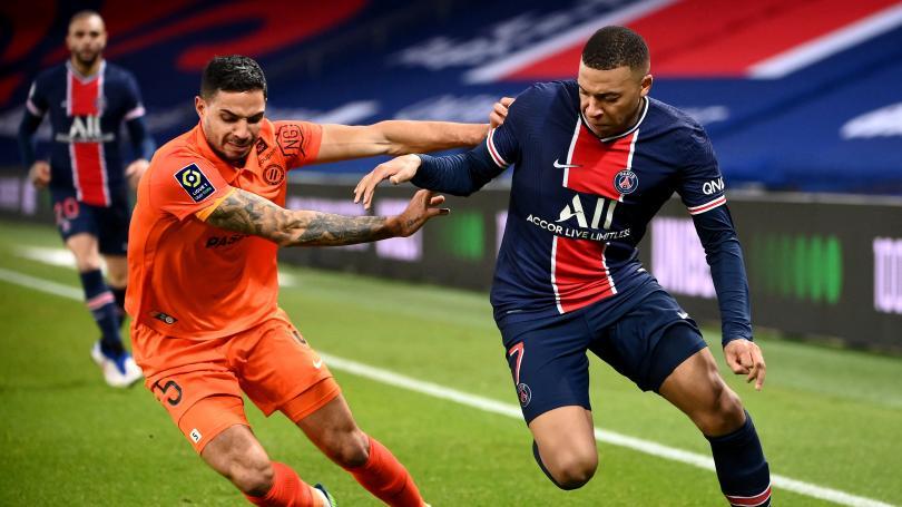 Image de couverture - DIRECT. Ligue 1 : Idrissa Gueye permet au PSG de mener face à Montpellier