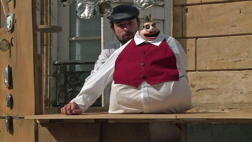 Image de couverture - À Charleville-Mézières, le festival mondial de marionnettes résonne avec l'actualité