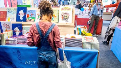 Image de couverture - Salon du livre jeunesse de Montreuil : l'appel à candidatures pour les jurys des Pépites est lancé