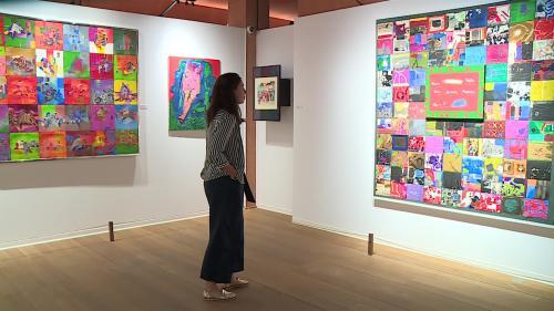 """Image de couverture - """"Les couleurs de l'exil"""" de Josep Bartoli, l'itinéraire d'un artiste catalan méconnu retracé au Mémorial de Rivesaltes"""