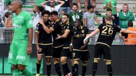 Image de couverture - Ligue 1 : l'AS Saint-Etienne s'enfonce encore après son revers à domicile face à Nice