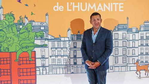 """Image de couverture - Dany Boon lance chez les Ch'tis son film pour """"Netflikche"""" sur le confinement de 2020"""