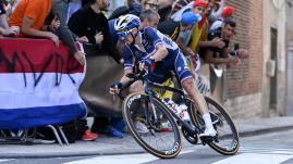 """Image de couverture - VIDEO. Cyclisme : """"Je ne pensais pas que j'en étais capable"""", réagit Julian Alaphilippe après son deuxième titre consécutif de champion du monde sur route"""
