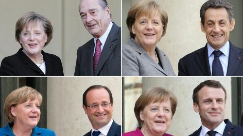 L'Allemagne s'apprête à tourner une page à dire au revoir à celle qu'il a dirigé le pays pendant seize ans. Le sociologue Jean Viard évoque cette chancelière qui a connu quatre présidents français et la relation qui lie la France et l'Allemagne.