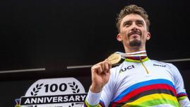 Image de couverture - VIDEO. Cyclisme : retour sur les moments clés de la carrière de Julian Alaphilippe